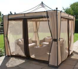 Curtains For Gazebo Gazebo With Curtains Furniture Ideas Deltaangelgroup