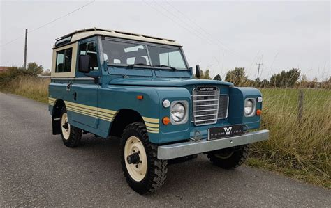 land rover series 3 88 quot county station wagon original
