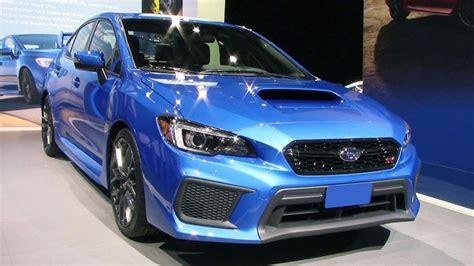 2019 Subaru New Model 2019 subaru wrx owners manual new models spirotours