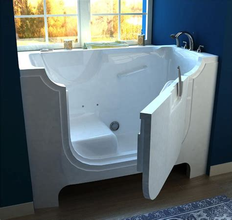 handicapped bathtub 3060 wheelchair accessible walk in tub leisure concepts inc