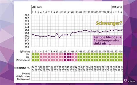 wann kann eine schwangerschaft erkennen basaltemperatur wie funktioniert die temperaturmethode