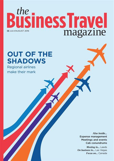 business travel magazine july august   bmi