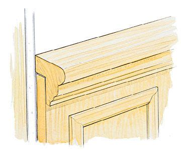 How To Attach Wainscoting To Drywall by Chair Rails For Wainscotting Adding Wainscot Panels To