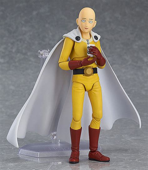 Batman Desk Pick Up A Hero For Fun With Figma S One Punch Man Action