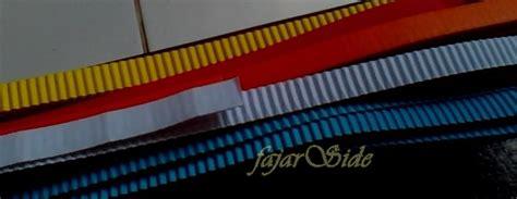 Kertas Kokoru Stripe Ichi miniatur tank dari kertas kokoru origami fajar side