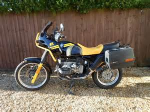 Bmw R80 For Sale Bmw R80 Gs Bumblebee For Sale 1993 On Car And Classic