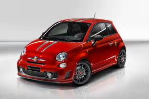 Fiat 500 Abarth Upgrades Fiat 500 Abarth Tributo Technical Details History