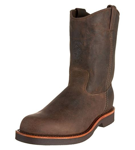 most comfortable pull on work boots top 5 best pull on work boots for a comfortable and