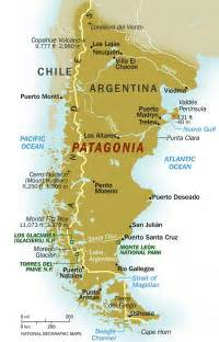 map patagonia south america wine mise en abyme the patagonia argentina wine region