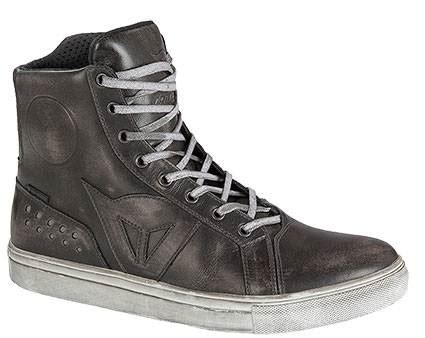 design criteria for rigid rocker shoes motorcycle boots dainese street rocker d wp boots
