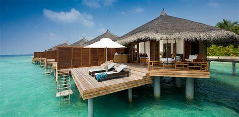 water bungalow in maldives resort maldives kuramathi island resort maldives