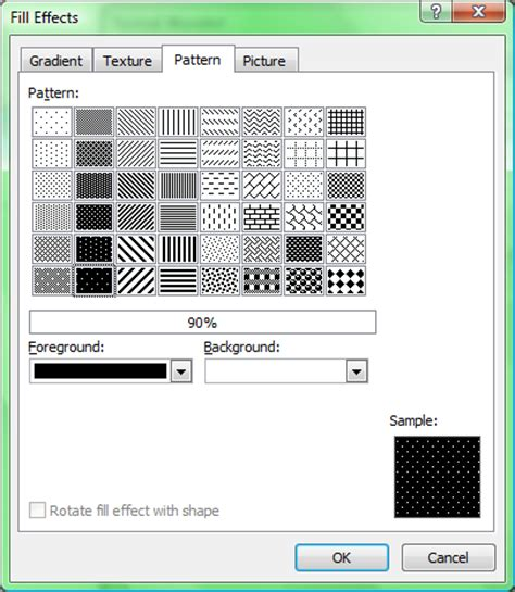 pattern fill paint net put an image pattern inside of text using microsoft word