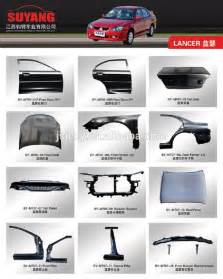 Auto Parts Mitsubishi Suyang Auto Parts Front Door For Mitsubishi Lancer Ex