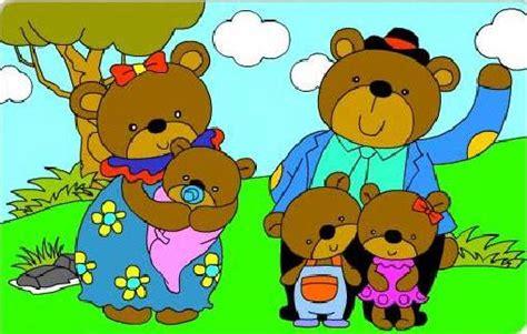 imagenes de la familia de osos familia de ositos imagui