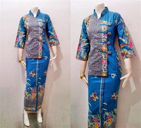 Rok Katun Diana batik bagoes model baju batik gamis modern diana series