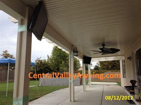 aluminum patio covers diy or installed patio ideas