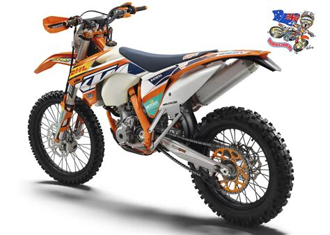Ktm 250 Xcf Free Factory Extras For Ktm Exc Buyers Mcnews Au