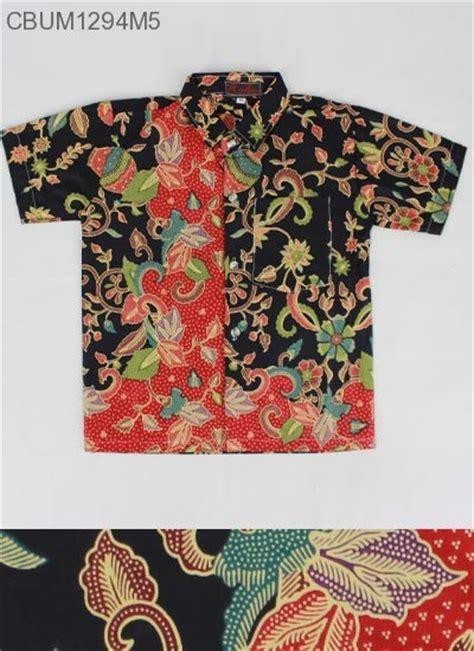 Kemeja Anak Batik Genthong The Series kemeja batik anak katun cibulan gentong kemeja murah batikunik