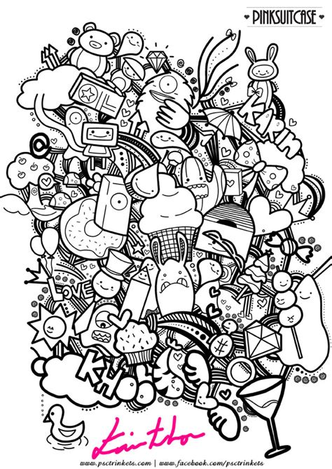 doodle for drawing sheet abstract doodle zentangle coloring pages colouring