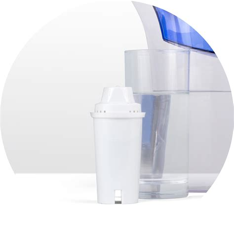 westinghouse brita compatible replacement water filter for pitchers 2 pack home