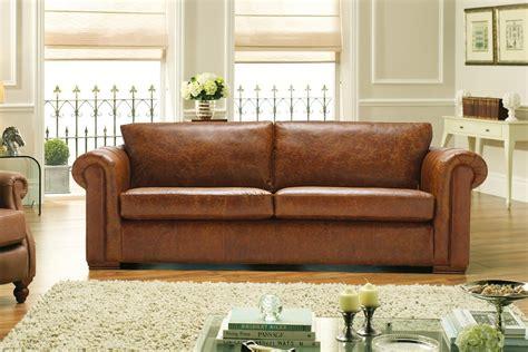aspen 4 seater leather sofa lloyd