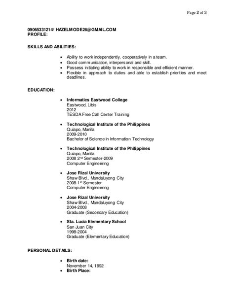 ability to work independently resume resume ideas