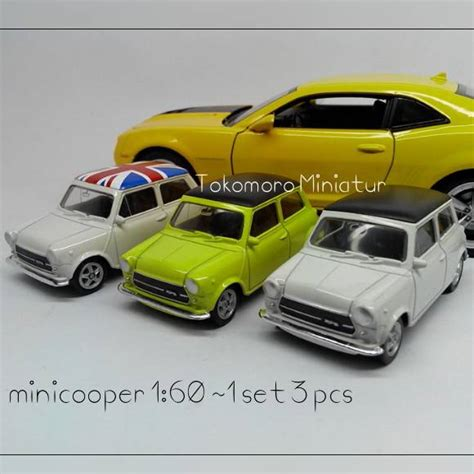 Hobi Miniatur Diecast Mobil Mini Clubman Kuning Rastar 10cm 145 jual mini cooper diecast miniatur mobil warna putih skala 60 tokomoro