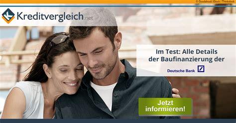 deutsche bank sparkonto zinsen deutsche bank baufinanzierung test und