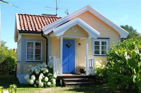 Small Bungalow Houses sandhamn a traveler s photo journal