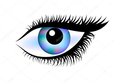 imagenes de ojos sin fondo dibujo de ojo en blanco vector de stock 169 alexcosmos