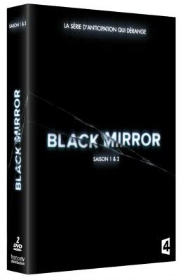 black mirror dvd dvd saison 1 et 2 black mirror dvd s 233 ries