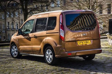 ford tourneo connect  van review honest john