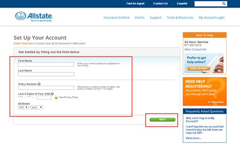 Allstate Life Insurance Login   Make a Payment