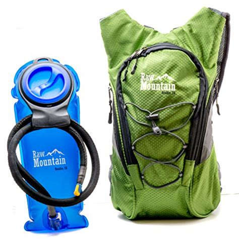 hydration while skiing hydration pack with free 2l water bladder by mountain