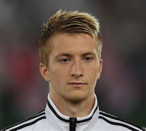 reus haircut file fifa wc qualification 2014 austria vs germany 2012