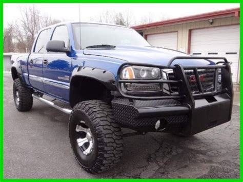 how things work cars 2004 gmc sierra 2500 spare parts catalogs find used 2004 gmc sierra 2500hd centurion sle crew cab turbo diesel 6 6l v8 automatic 4wd in
