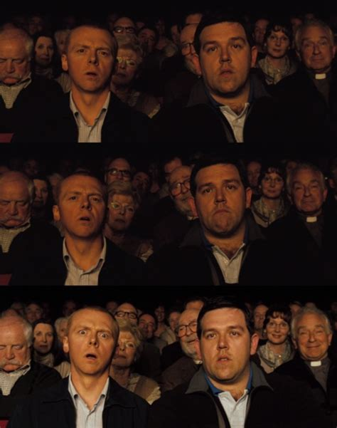 funny movies like hot fuzz possibly the most hilarious two minutes ever caught on