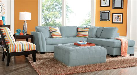 blue and orange decor blue orange white living room furniture ideas decor nurani