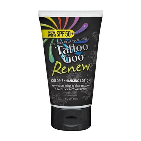 Tattoo Aftercare Products Nz | tattoo goo aftercare kit