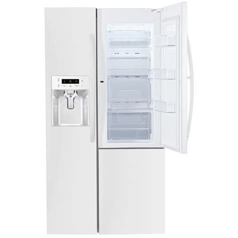 Kenmore 26 Cu Ft Capacity Side By Side Refrigerator W