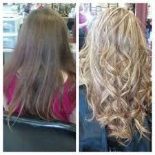 before and after photos of permant waves with frizzy hair body wave perm before and after pictures google search
