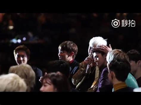 film exo mama 151202 exo mama in hongkong 세훈 sehun exo seungri youtube