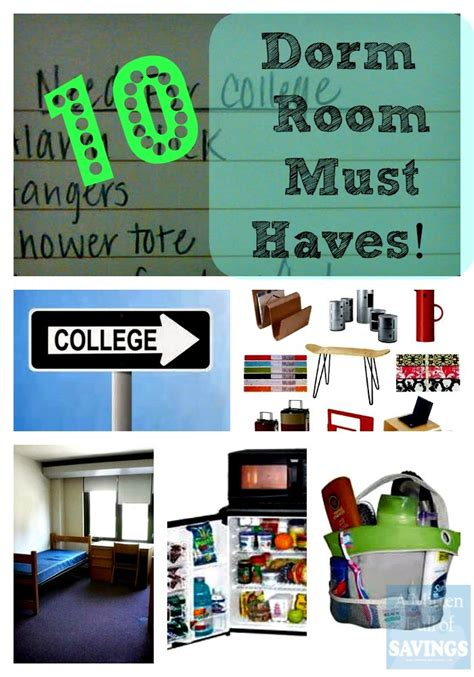 room must haves list of 10 room essentials checklist