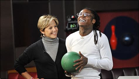 katie couric lil wayne katie couric interviews lil wayne the new york times