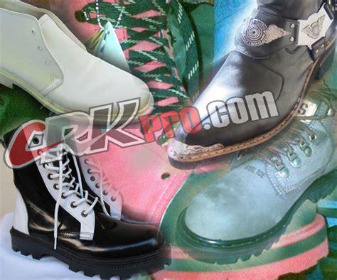 Sepatu Paskibra Tinggi konsumen sepatu polisi polri sepatu dllaj dishub