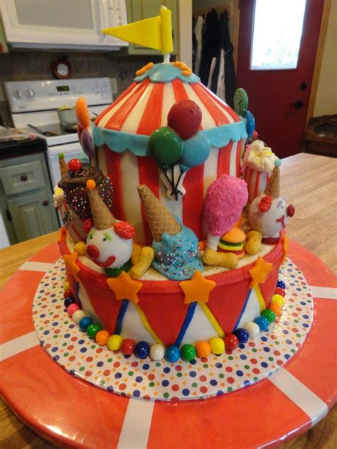 sweet carnival cakes 251 best images about circus carnival cakes on pinterest