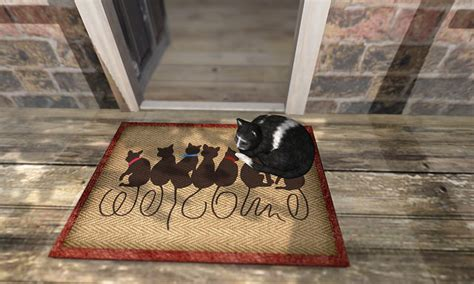 Doormats With A Difference - difference between rug and mat l rug vs mat