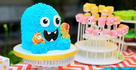 Kara's Party Ideas Darling Little Monster Birthday Party   Kara's Party Ideas