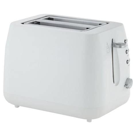 Tesco 2 Slice Toaster buy tesco 2 slice plastic toaster white from our toasters range tesco