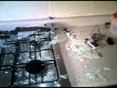 exploto el vidrio de mi estufa mabe youtube